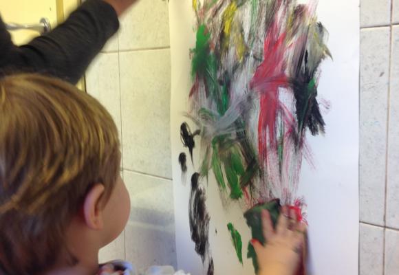 Percorsi di Arte Terapia Mamma-Bambino (età prescolare)